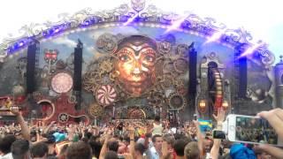 AVICII -Hey Brother @ Tomorrowland MainStage 2014 WE2 HD