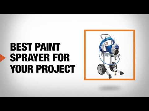 Best Paint Sprayers for Any Type of Project
