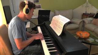 Sam Smith - Stay With Me - Piano Cover - Slower Ballad Cover