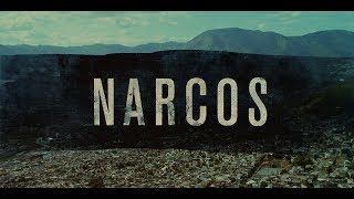Narcos (2016) - Cover