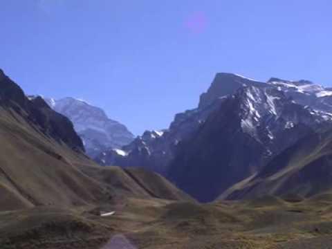 Viaje por Sudamerica di Giacomo Sanesi. Puente del Inca (ARG). 00857 – aconcagua