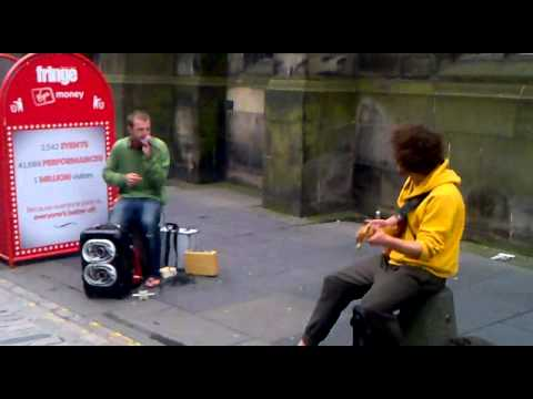 Edinburgh Fringe Festival – Beatboxing & Bass