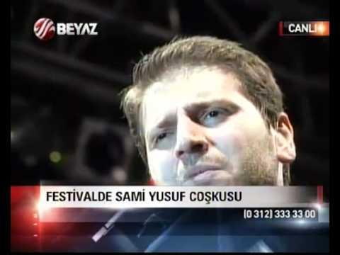 Sami Yusuf Ankara Konseri 16.06.2012 beyaz tv Haberi