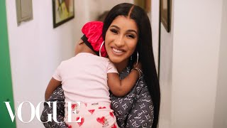 73 Questions With Cardi B   Vogue