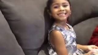 Lil Pump gets cute little girl to say ESKETIT!!!