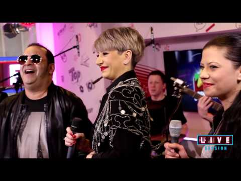 Damian Draghici & Brothers ft Giulia - Satra   ProFM LIVE