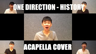 One Direction - History (A Cappella Cover) by Jason Wijaya