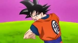 DBS Goku Kamehameha on the planet of Kaio