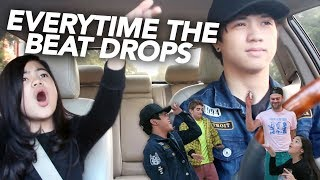 Everytime The Beat Drops With The Chainsmokers | Ranz and Niana