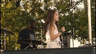 "Cedric Burnside Project - ""We Gonna Boogie"" LIVE with a cute dancing kid"