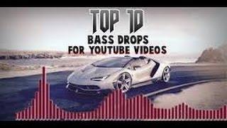 TOP 10 BRUTAL BASS DROPS 2017 AMAZING BASS BOOST