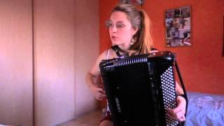 Games of Thrones soundtrack cover accordion