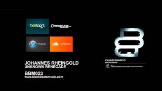 Johannes Rheingold - Unknown Renegade