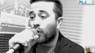 Fabrizio Moro - Portami via - Sanremo 2017 cover di Vittorino Montanaro