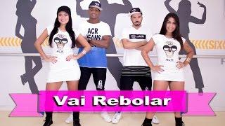 Vai Rebolar - Dennis ft. Mc Nandinho e Nego Bam - NinaMaya