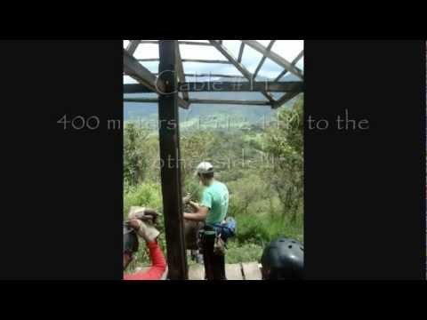 Canopy Tour – Mindo, Ecuador