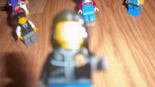 Lego Michael Jackson Bad - Short Version