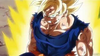 DBZ Goku vs Freeza [AMV] - Time of Dying