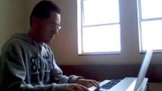 Rodrigo Lima - Estudando Piano