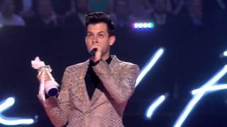 Mark Ronson Wins British Single | BRIT Awards 2015