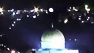 Jerusalem - Temple Mount UFO !!