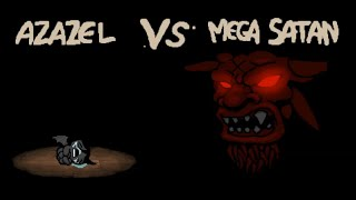 The Binding of Isaac: Rebirth - Mega Satan
