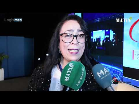 Video : Logismed 2019 : Déclaration de Rokia Belkebir