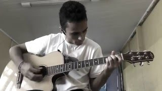 Sua voz, meu Violão. Saudade de você - Zé Felipe. (Karaokê Violão)