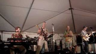 "The Castaways ""Liar Liar"" at Saint John's Church Festival"