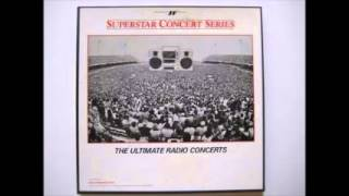 The Cars Live 1986 Westwood One Superstar Concert Series Intro Track 1