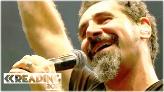 System Of A Down - Sugar live【Reading Festival | 60fpsᴴᴰ】