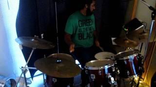 Jason Mraz - I won't give up  Drum Cover width=