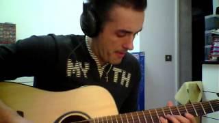 ALEX BRITTI Buona Fortuna ''solo'' cover by Ivan Antonetti