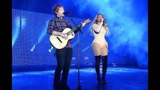 Beyoncé Drunk In Love ft. Ed Sheeran Live (Global Citizen Festival 2015)