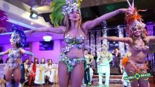 Brazilian Dancers Samba Brazilian show- Sydney Weddings