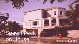 Spawn Peak on House