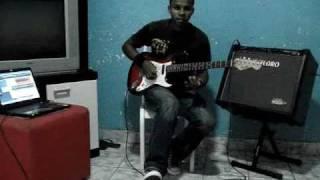 pod x3 live efeito bender (whammy),usando na musica seu sangue fernandinho