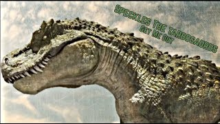 Speckles The Tarbosaurus Tribute ~Get Me Out~