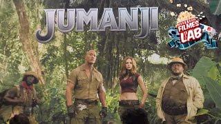 Novidade da Sony Pictures no CCXP lançamento do filme JUMANJI