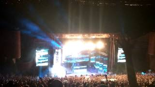 Kaskade closing at Global Dance Festival 2015