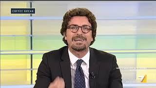 Toninelli (M5S): 'Il governo non cadrà sulla TAV. Cifre contestate? Da chi? L'analisi ...