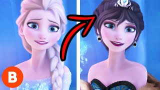 Disney's Saddest Deleted Scenes No One Has Seen Before