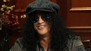 Slash on Potential Guns N' Roses Reunion   Larry King Now - Ora TV