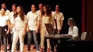 """Música: O Sol- Coral Infanto Juvenil do Projeto Guri - """"Polo Regional"""" - Presidente Prudente"""