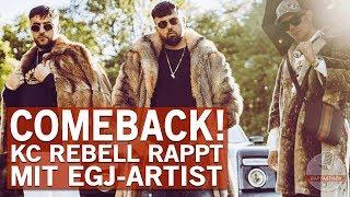 Trennung von Banger Musik – Jetzt featured KC Rebell mit EGJ!
