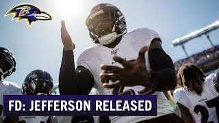 Ravens Release Safety Tony Jefferson | Baltimore Ravens Final Drive