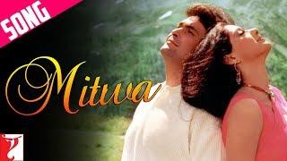 Mitwa Song   Chandni   Rishi Kapoor   Sridevi   Lata Mangeshkar   Babla Mehta