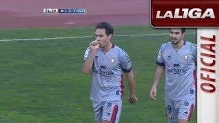 Gol de Lolo (0-1) en el RCD Mallorca - Osasuna - HD