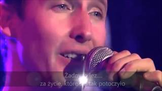 James Blunt - No tears (napisy, tłumaczenie PL)