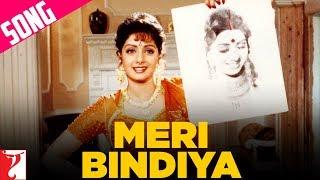 Meri Bindiya Song | Lamhe | Anil Kapoor | Sridevi | Lata Mangeshkar